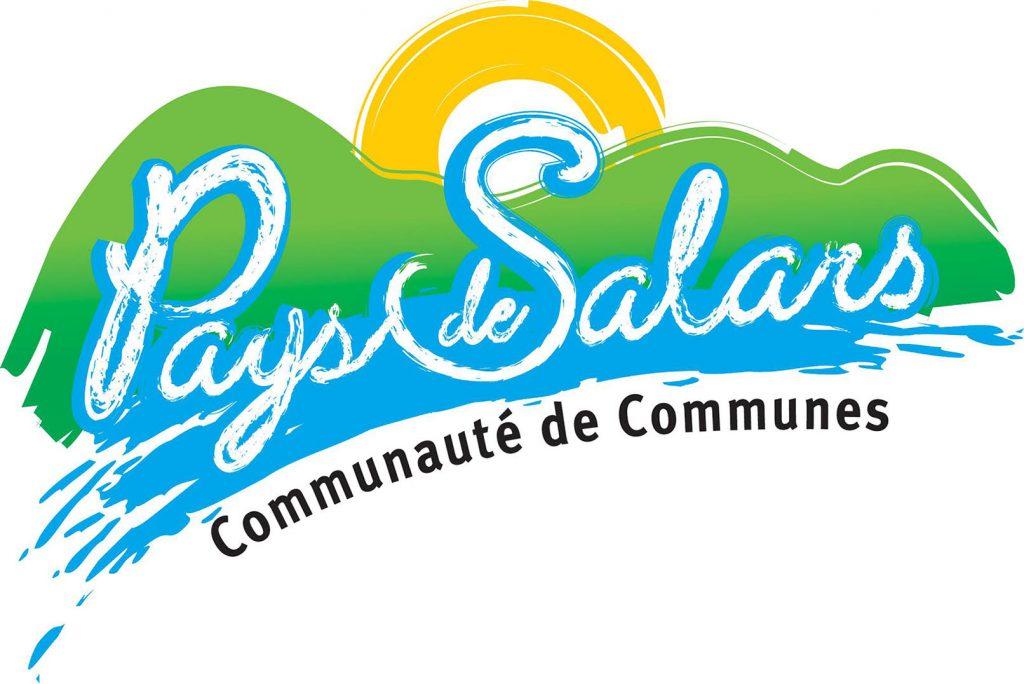 Communauté de communes Pays de Salars - logo - aveyron