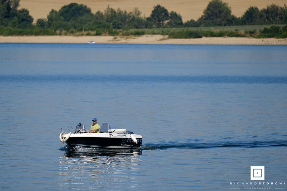 Lévézou - Réglementation nagigation Lac Pareloup - Aveyron