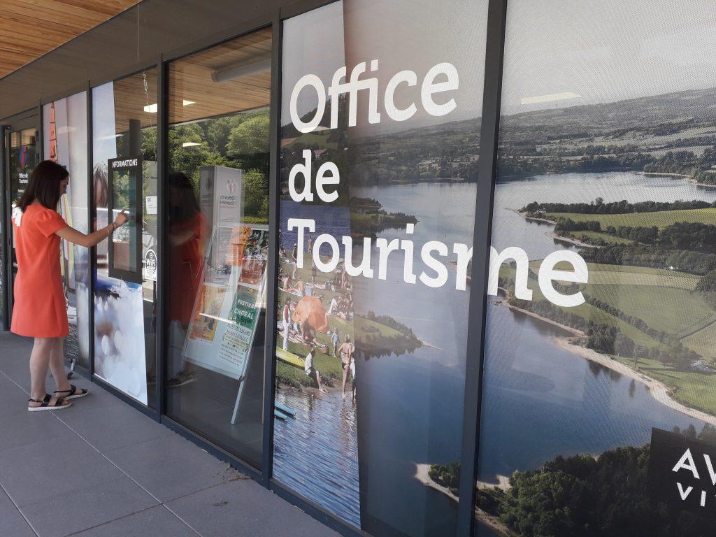 Office de tourisme Pareloup Lévézou en Aveyron