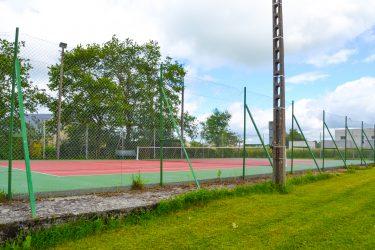 Terrain de Tennis et multisports