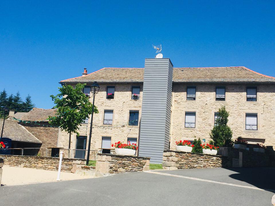 Résidence seniors à Curan sur le Lévézou en Aveyron