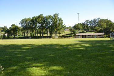 Terrain de foot – éclairage homologué Régional