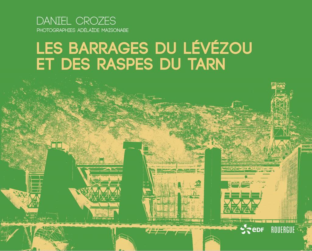 Présentation du livre qui portent sur les barrages du Lévézou en Aveyron