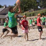 Chaque année, des animations sportives Beach Lévézou Tour sont proposées sur les plages du Lac de Pareloup, le Lac de Pont de Salars, le Lac de villefranche de Panat en Aveyron