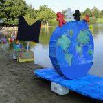 Le festival Ca Déborde sur le Lévézou a lieu en septembre avec des animations sportives et culturelles gratuits - en Aveyron