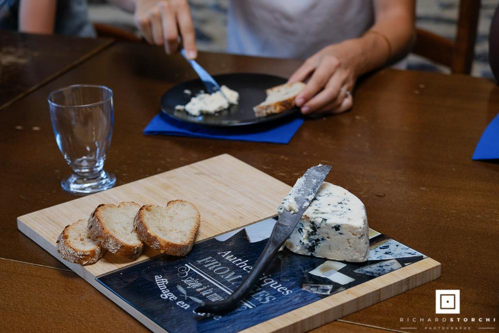 Découvrir les produits du terroir, fromage, aligot, Roquefort, tripou de l'Aveyron mais surtout du Lévézou