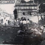 LévézouConstruction des barrages du Lévézou en Aveyron- construction barrage lévézou (1)