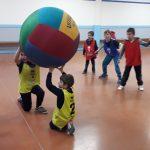 Animations sportives pour les enfants en Ecoles multisports sur le Lévézou en Aveyron