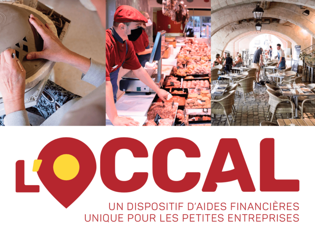 Fond l'OCCAL de la région occitanie