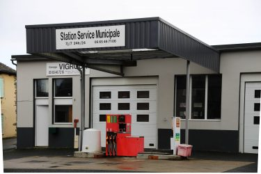Station service essence