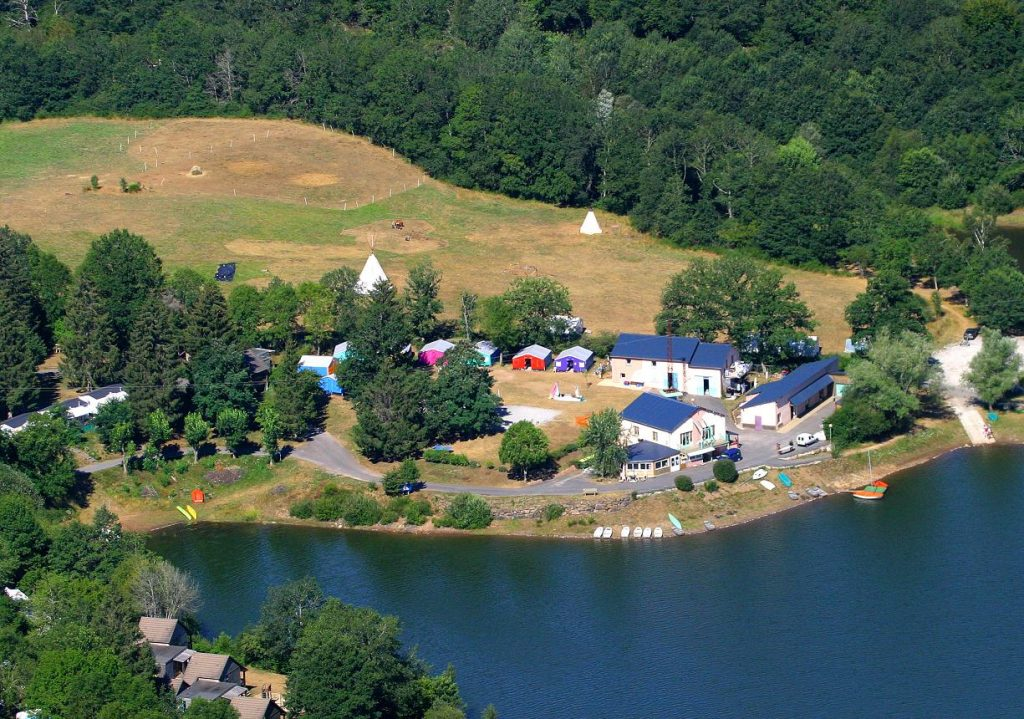 Anse du Lac - offre d'emploi saisonnier - Lévézou - Aveyron