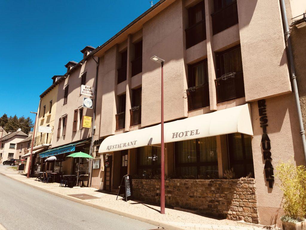 Restaurant l'Agapanthe à Pont de Salars