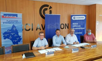 Communauté de communes Lévézou Pareloup : Signature d'une convention en faveur de l'économie