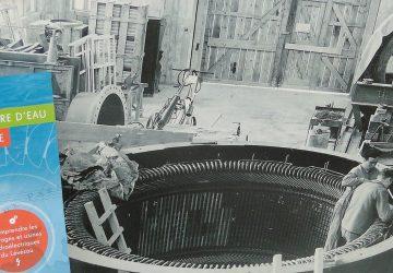 Exposition des barrages hydroélectriques du Lévézou en Aveyron