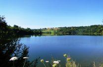 Lévézou - Lac de Bage -Aveyron