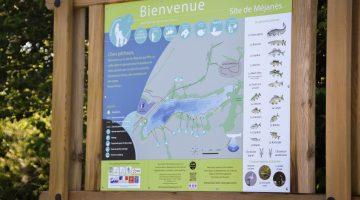 Pêche accessible sur le Lévézou en Aveyron