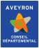 Conseil Départemental de l'Aveyron, partenaire des carnets de l'Aveyron