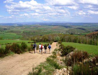 randonnées et balades pédestres, à vélo, à cheval en Aveyron