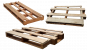 Lévézou - décheterie bois