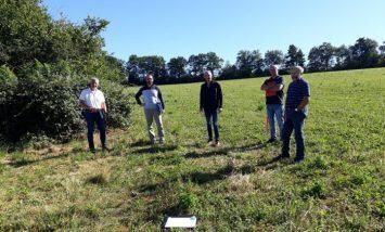 La Communauté de communes Lévézou-Pareloup démarre les travaux d'aménagement de la ZAE Albert Gaubert